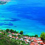 Халкидики - полуостров на северо-востоке современной Греции