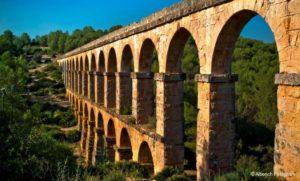 Pont del Diable Коста Дорада Испания