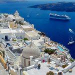 Санторини - один из самых красивых островов не только Греции, но и всего Средиземноморья