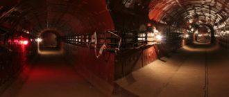 Отправляемся в тур по старой Москве: бункеры