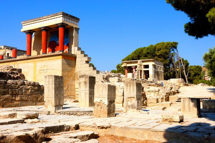 Минотавр Греция