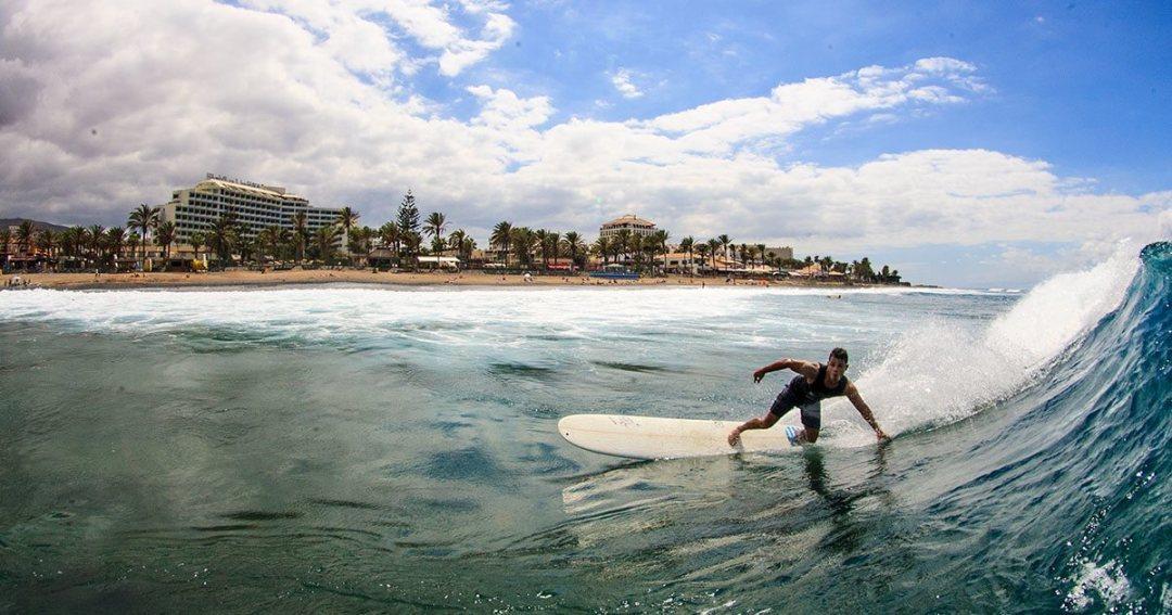 серфинг Тенерифе