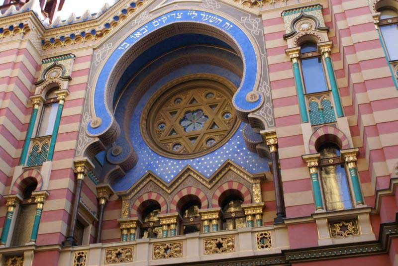 Прага еврейский квартал