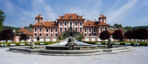 Прага Тройский замок