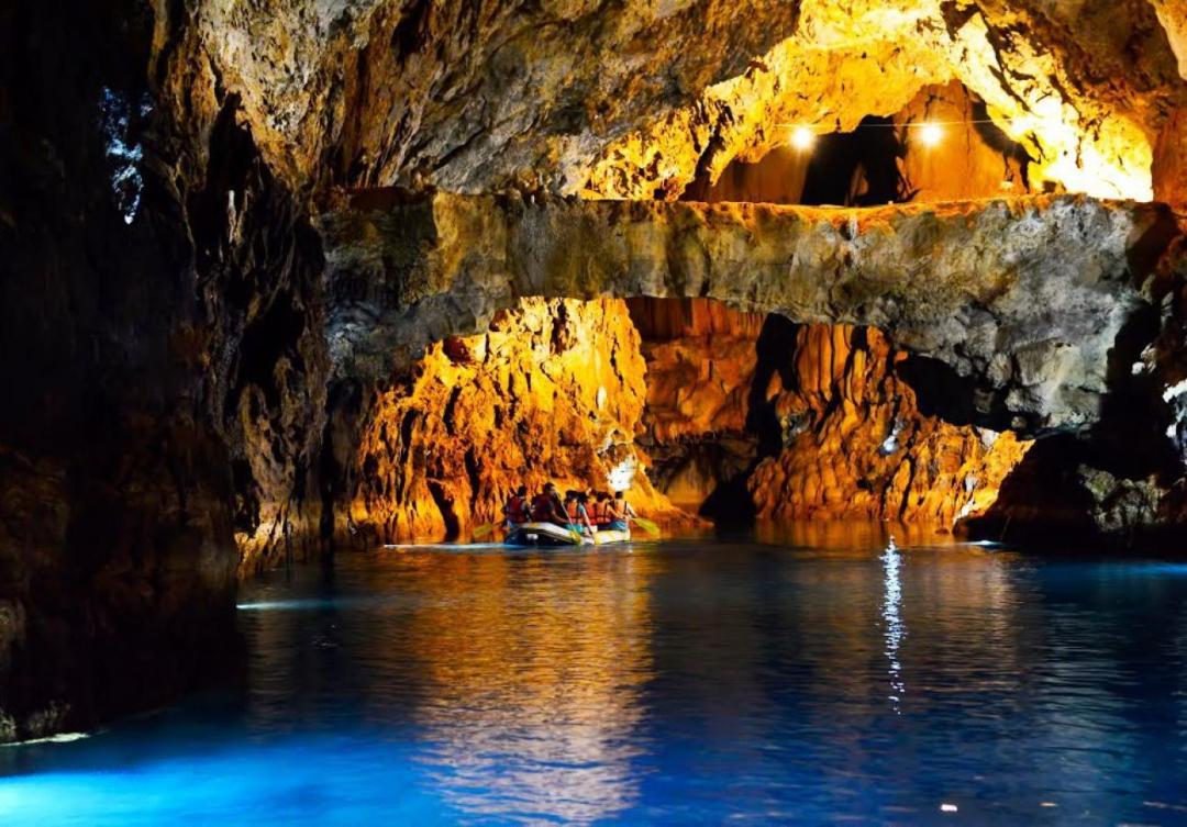 Сиде пещера Алтынбешик