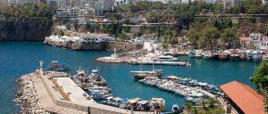 Анталья (Анталия) — город, курорт и порт юга Турции, административный центр провинции Анталья