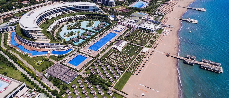 Белек – город в Турции на южном побережье Средиземного моря