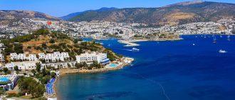Бодрум – город на юго-западе Турции, омываемом водами Эгейского моря