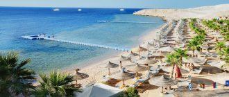 Шарм-эль-Шейх - один из самых престижных курортов Синайского полуострова на побережье Красного моря Египетской ривьеры