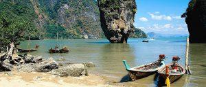 Таиланд — страна жаркого солнца, ласкового моря и невероятного драйва