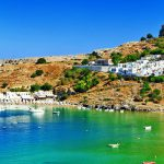 Родос - остров рыцарей, настоящая драгоценность Средиземноморья