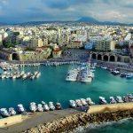 Ираклион - столица таинственного острова Крит, а также один из крупнейших городов Греции