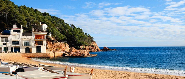 Коста Брава - полоса средиземноморского побережья на северо-востоке Каталонии
