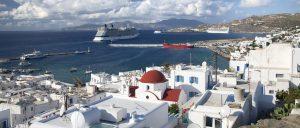 Миконос – один из самых ярких островов греческого архипелага