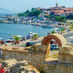 Несебр (Болгария) — небольшой курортный удивительно красивый, любимый туристами, город