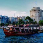 Салоники - второй по величине город Греции и столица Центральной Македонии