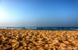 персиковые пляжи Болгария