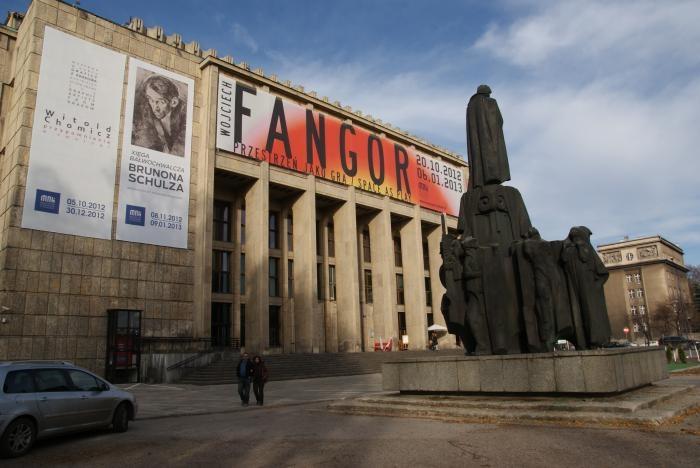 Национальный музей с 11 залами, в которых можно увидеть более 700 тысяч произведений искусств