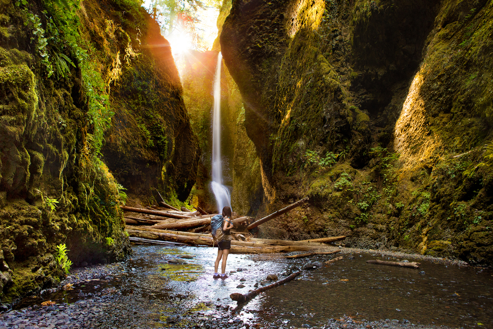 национальный парк Блэк-Ривер-Гордж