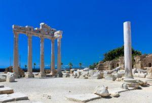 Сиде храма Аполлона