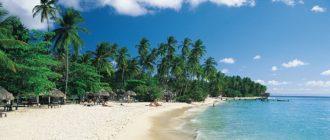 Тринидад — остров в Карибском море у северо-восточных берегов Южной Америки