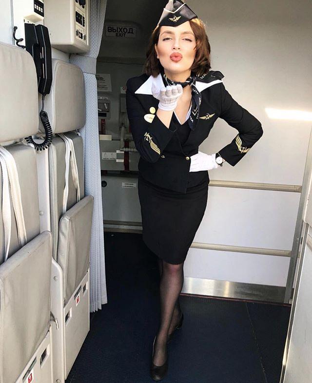 Почему все стюардессы мира такие красивые